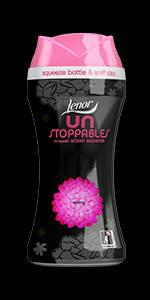 Lenor Unstoppables Beads Fresh In-Wash Scent Booster