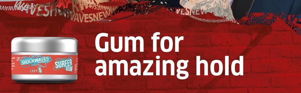 Wella Shockwaves Surfer Texture Gum