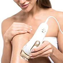 The fastest pulsed light epilator. 2 times faster than before.