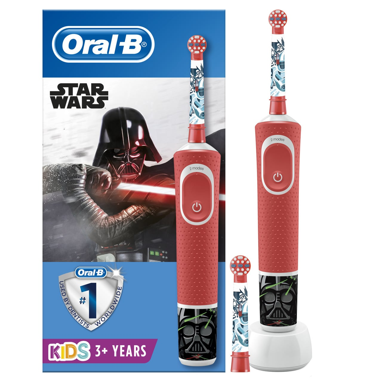 ORAL B POWER TOOTHBRUSH VITALITY STARWARS