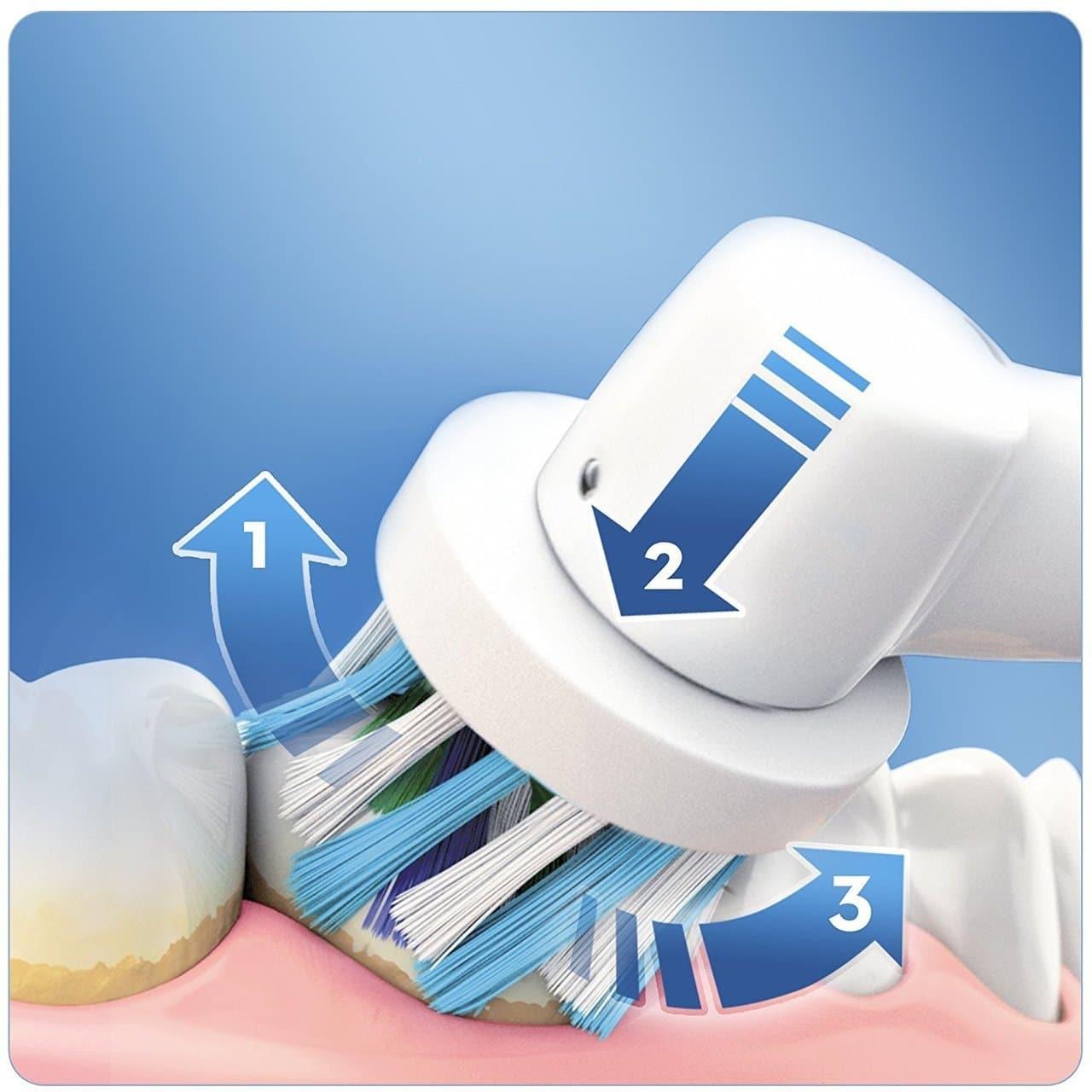 Oral-B Genius 8000 CrossAction Electric Toothbrush