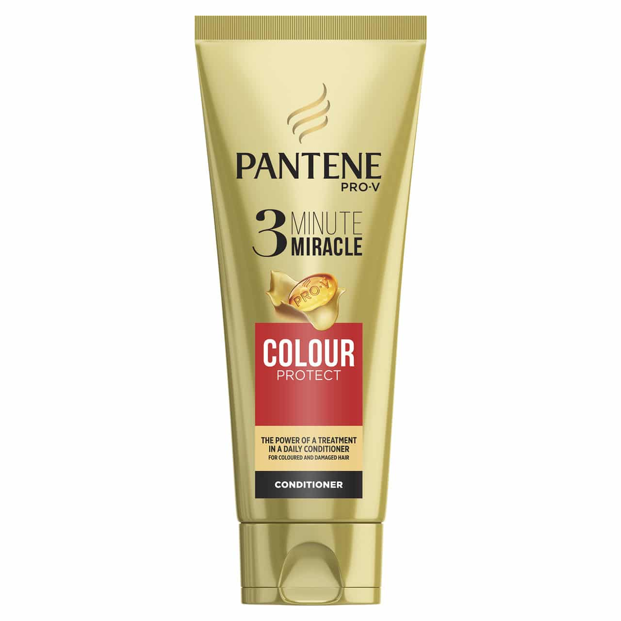PANTENE 3 MINUTE MIRACLE CONDITIONER COLOUR PROTECT 200ML (NEW)