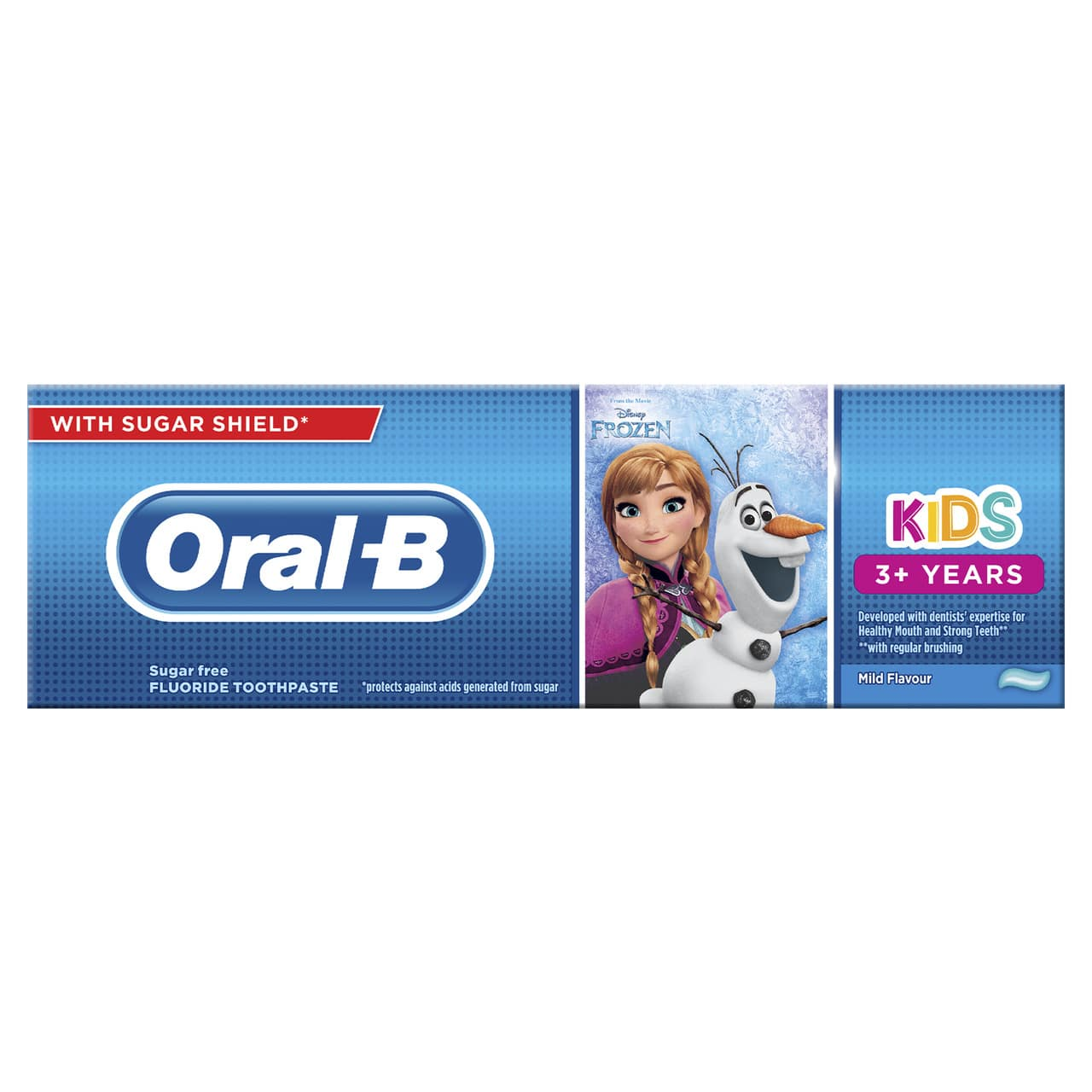 ORAL B TOOTHPASTE STAGES DISNEY KIDS 75ML (NEW)