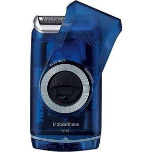 BRAUN MOBILE SHAVER M60 - BATTERY OPERATED