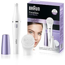 BRAUN FACE 832N + FREE NORMAL BRUSH