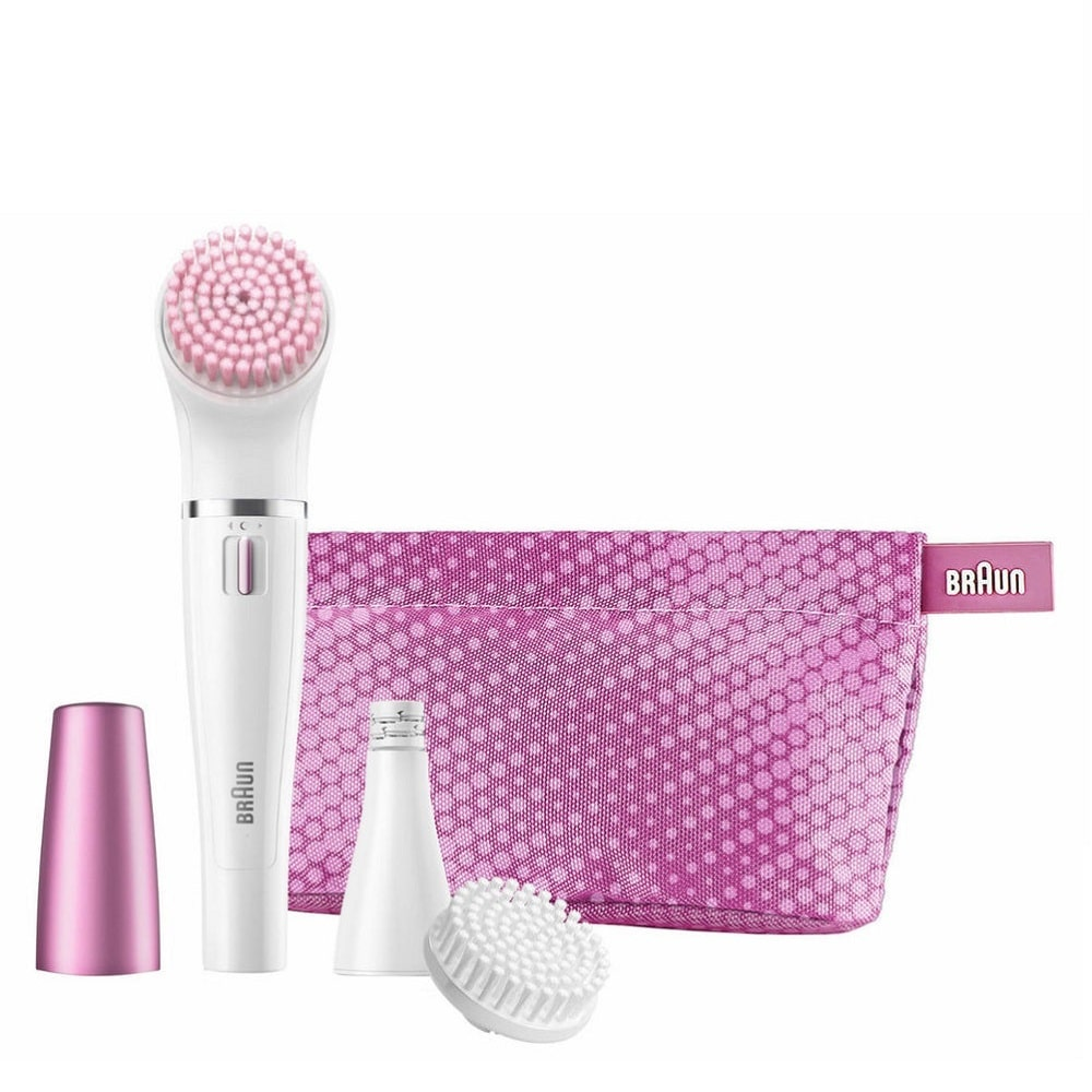 BRAUN FACE 832S + FREE EXTRA SENSITIVE BRUSH