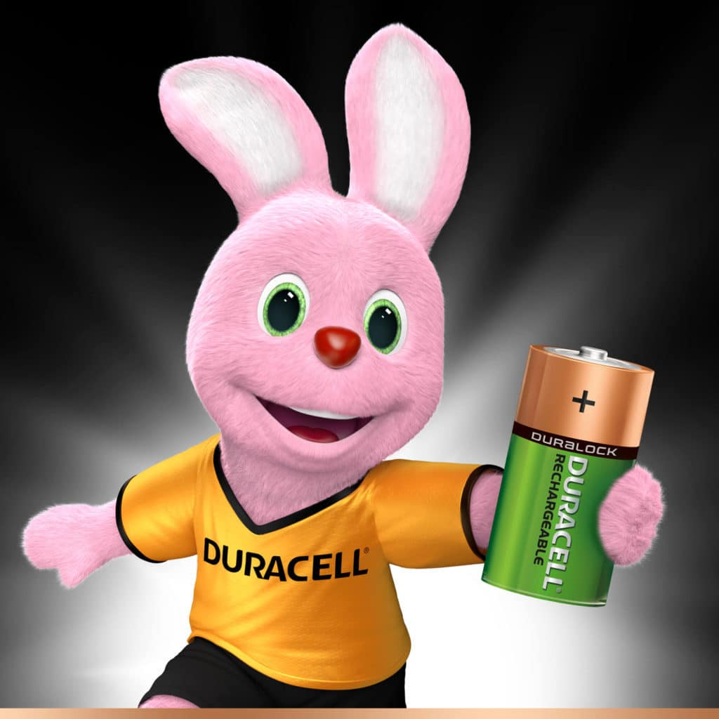 DURACELL RECHARGEABLE ULTRA D (x2)