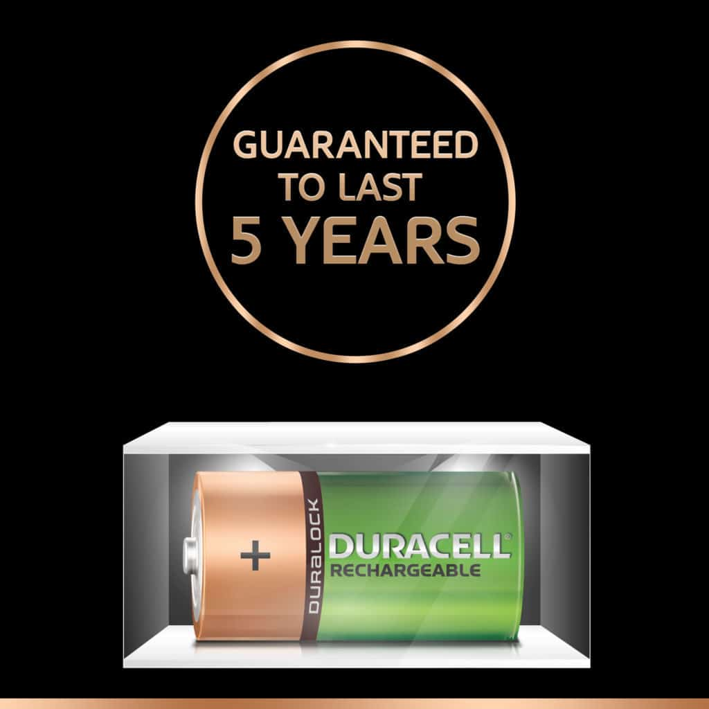 DURACELL RECHARGEABLE ULTRA C (x2)