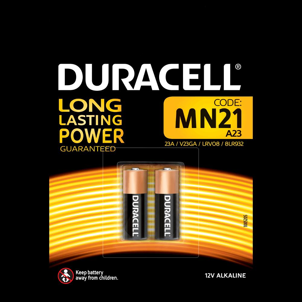 DURACELL MN21 ALKALINE (x2)