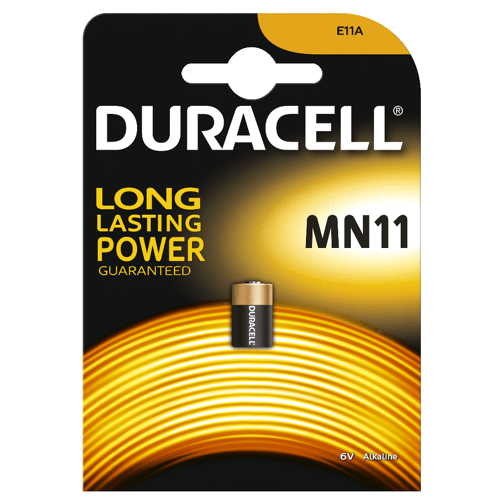 DURACELL MN11 ALKALINE