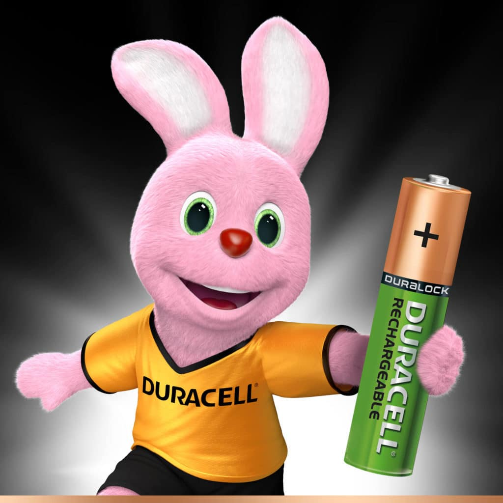 DURACELL RECHARGEABLE ULTRA AAA (x4)