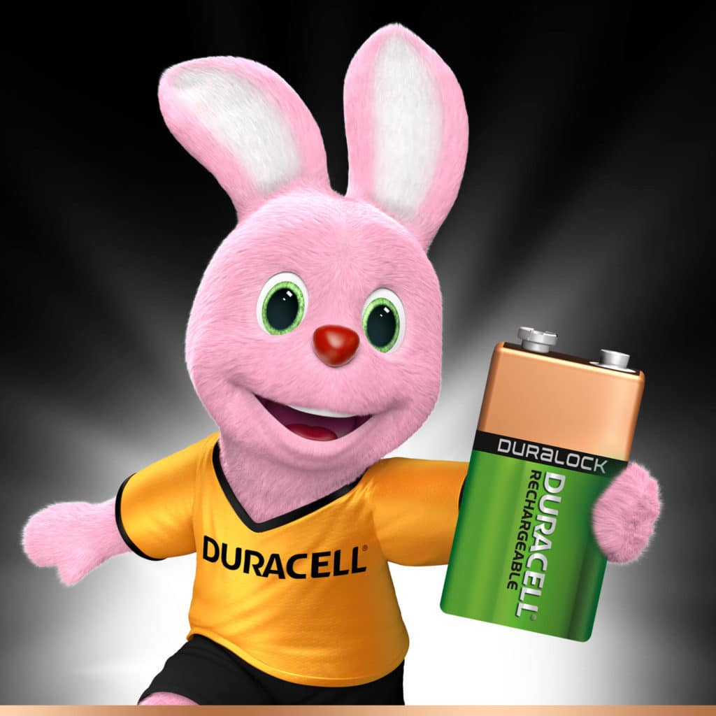 DURACELL RECHARGEABLE ULTRA 9V