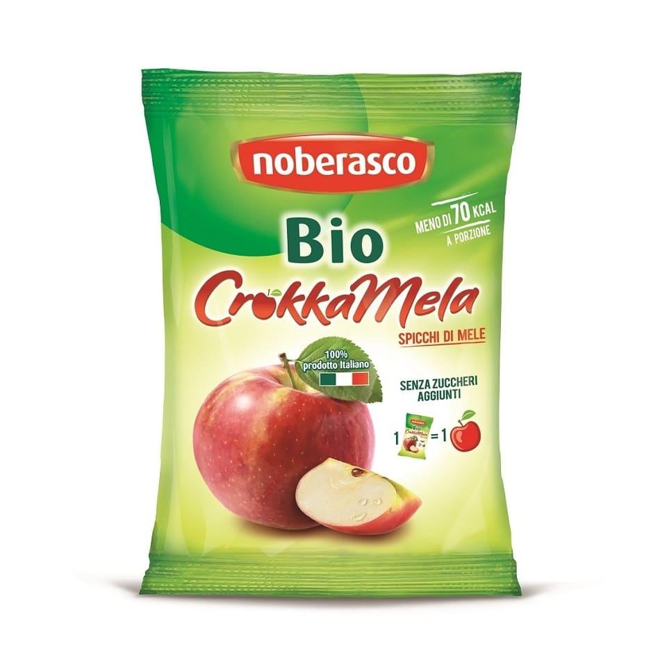 Noberasco  Bio Crunchy Apple-CrokkaMela (20g)