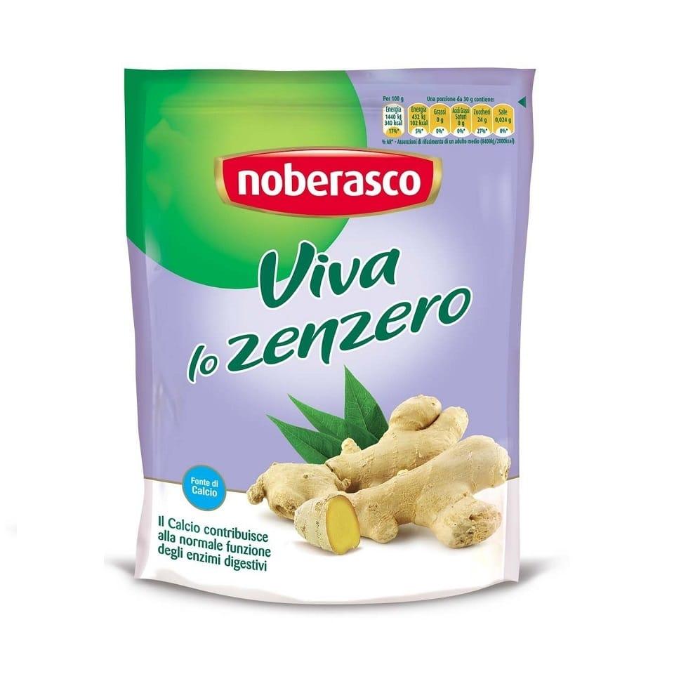 Noberasco Viva lo Zenzero - Soft Ginger (200g)