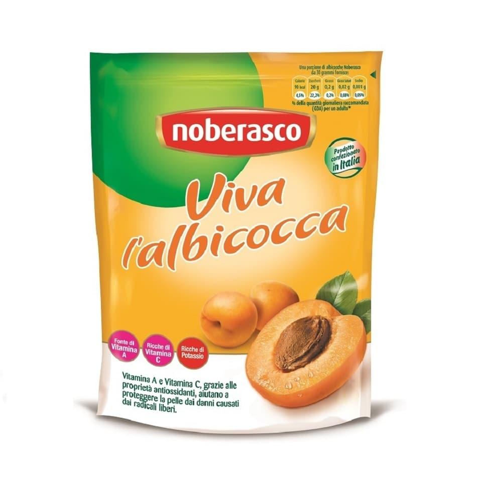 Noberasco Viva l'Albicocca-Soft Apricots (200g)