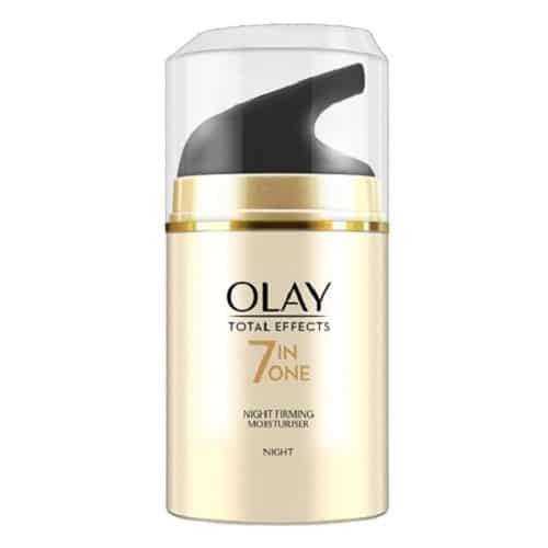 OLAY Total Effects 7in1 Anti-Ageing Moisturiser Firming Night Cream 50ml
