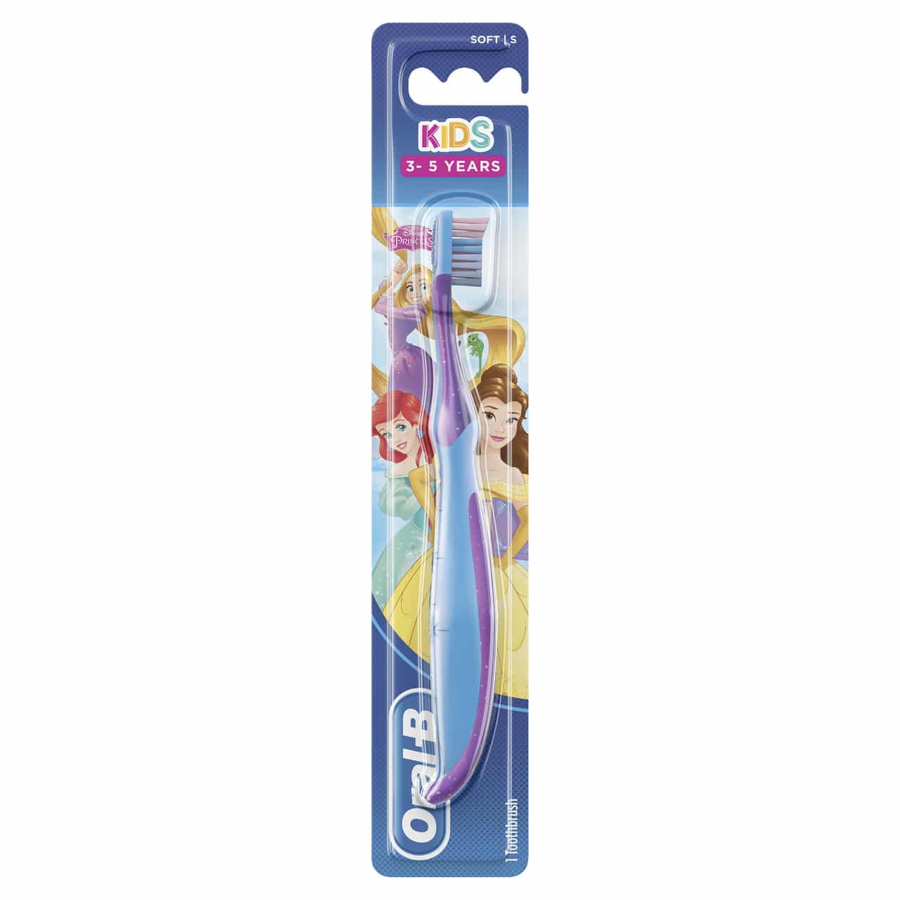 ORAL B TOOTHBRUSH STAGES 2 (3-5 Years)