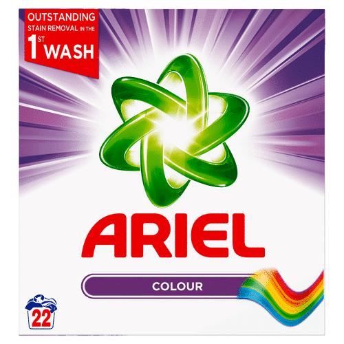 ARIEL COLOR, 22 WASHES, 1.43KG