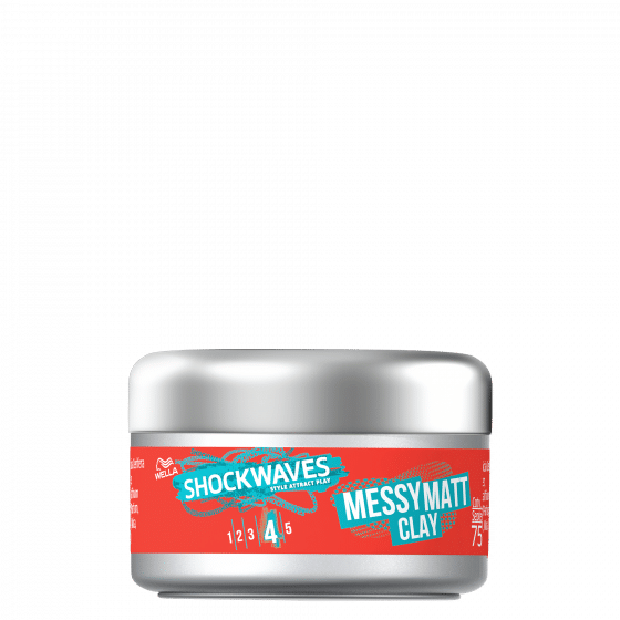 SHOCKWAVES ULTRA EFFECT GO MATT CLAY 75ML