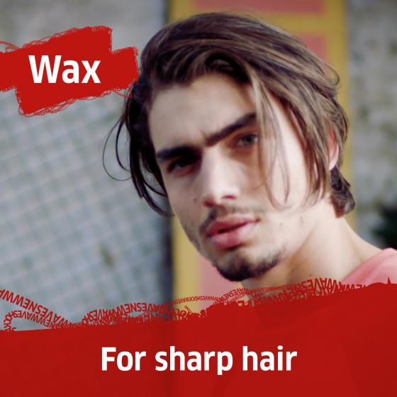 SHOCKWAVES RE-CREATE STYLE WAX 75ML