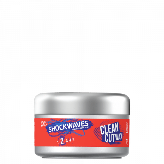 SHOCKWAVES RE-CREATE STYLE WAX 75ML
