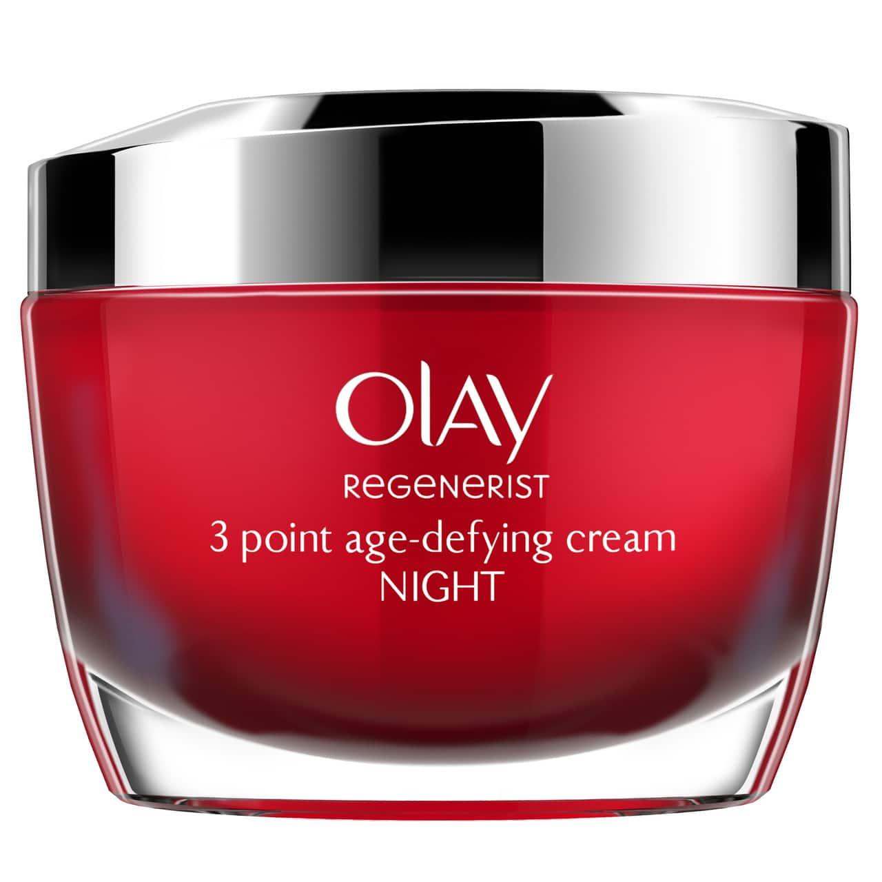 OLAY Regenerist 3PT Night Treatment Cream 50ml