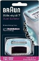 BRAUN SILK-EPIL 7 DUAL EPILATOR SE 781S