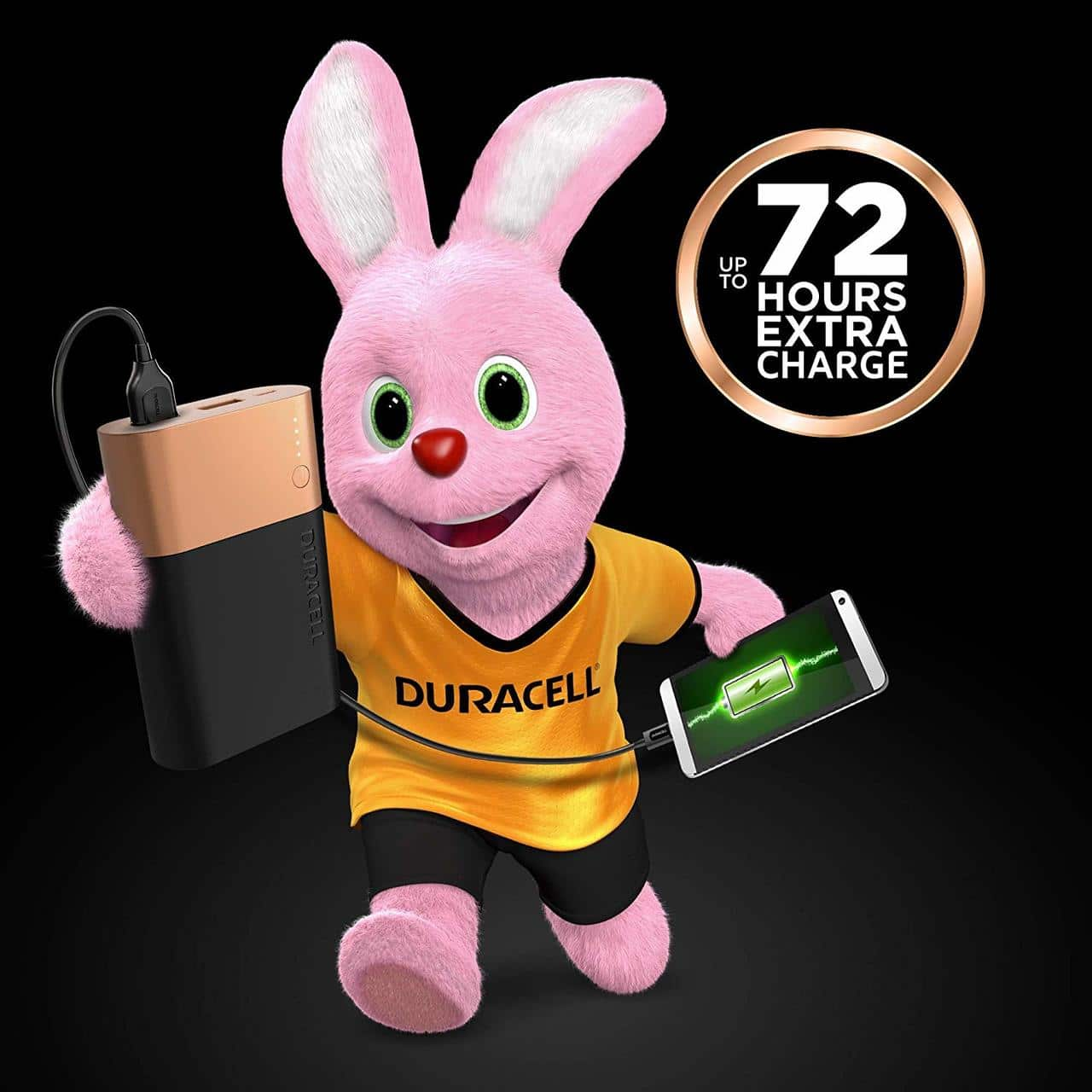 DURACELL POWERBANK 10050 mAh