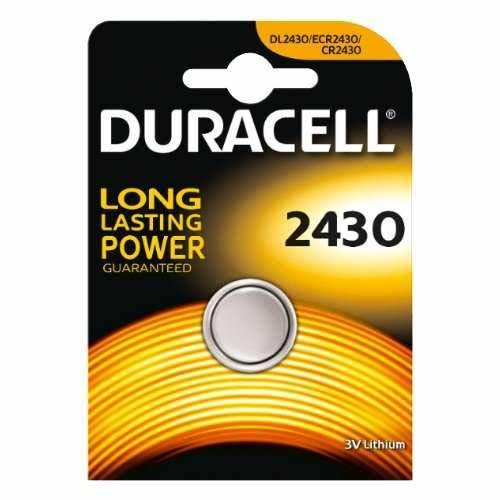 DURACELL SPECIALTY 2430 LITHIUM COIN