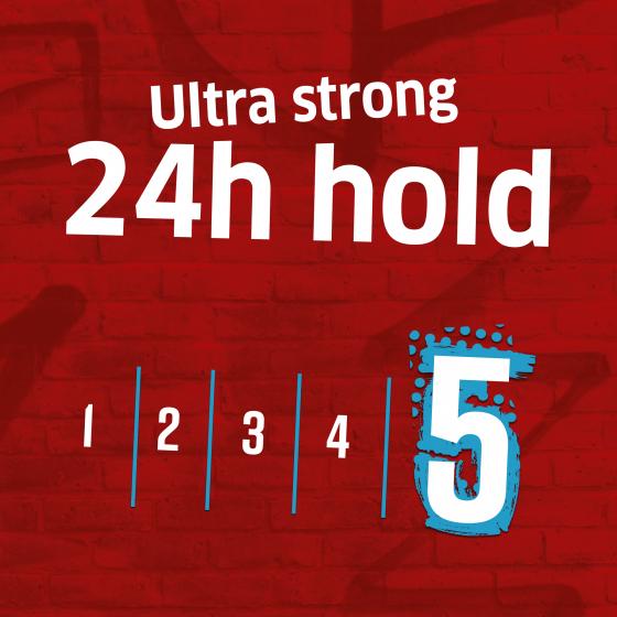 SHOCKWAVES ULTRA STRONG SPRAY POWER HOLD 250ML