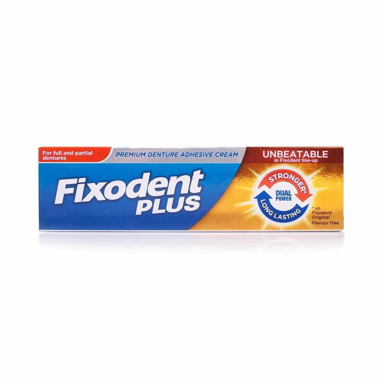 FIXODENT PLUS DUAL POWER (40G) (NEW)