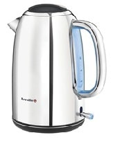 BREVILLE KETTLE POLISHED STAINLESS STEEL 1.7L