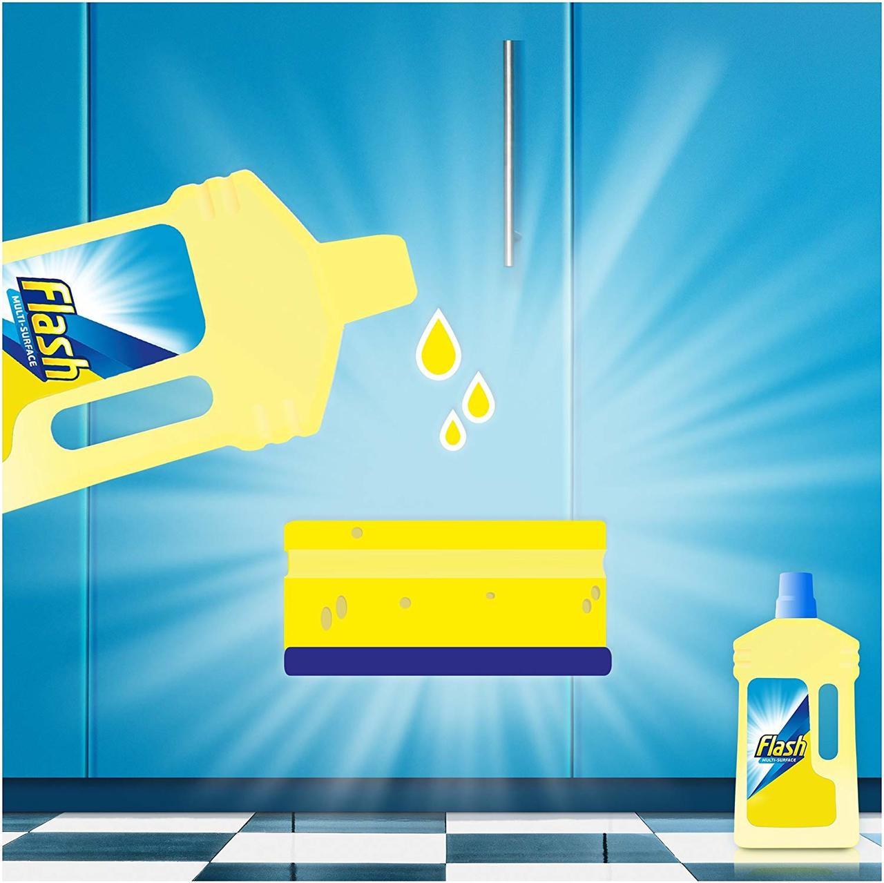 FLASH ALL PURPOSE CLEANER LIQUID  BLOSSOM & BREEZE 1.3L