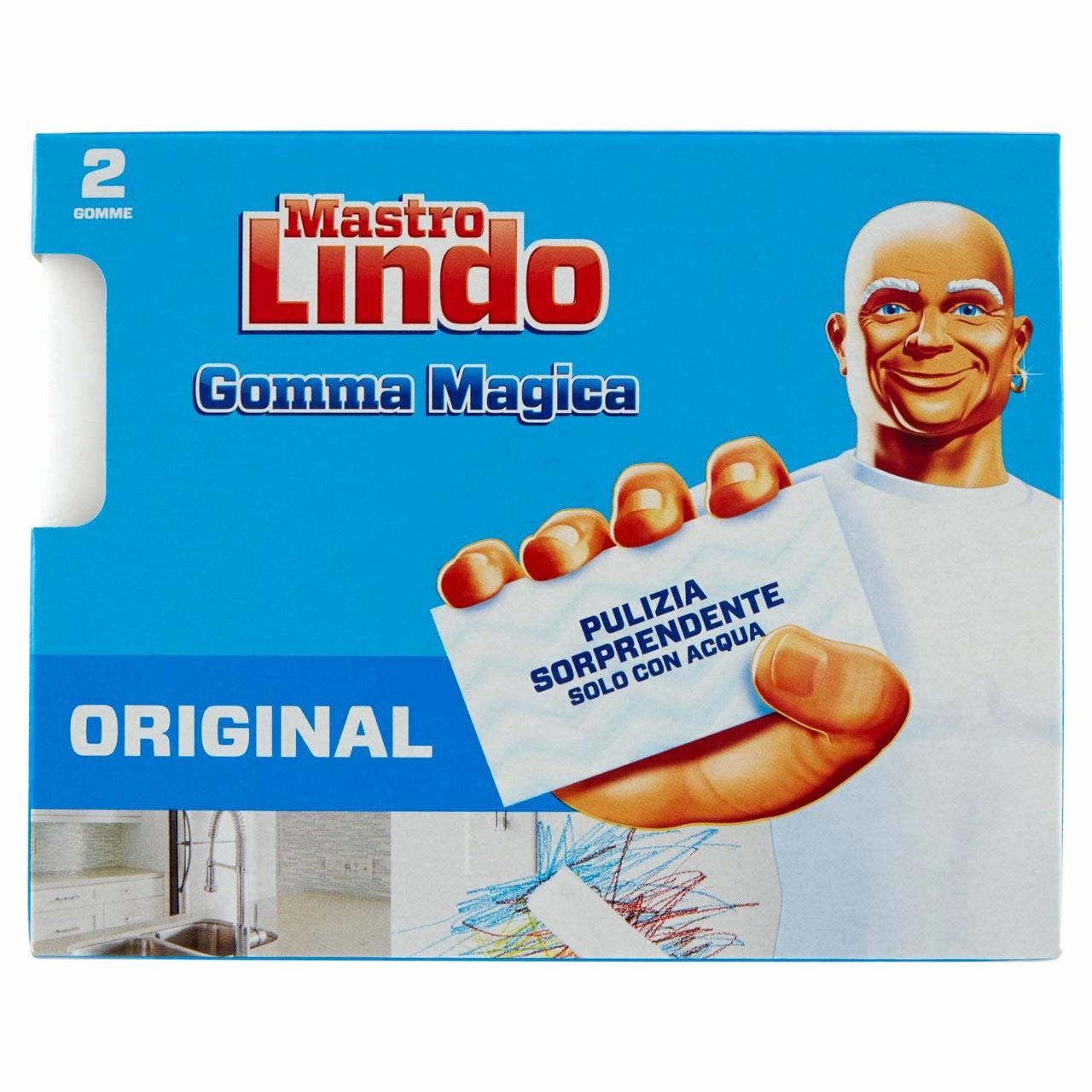 MASTRO LINDO MAGIC ERASER ORIGINAL X2