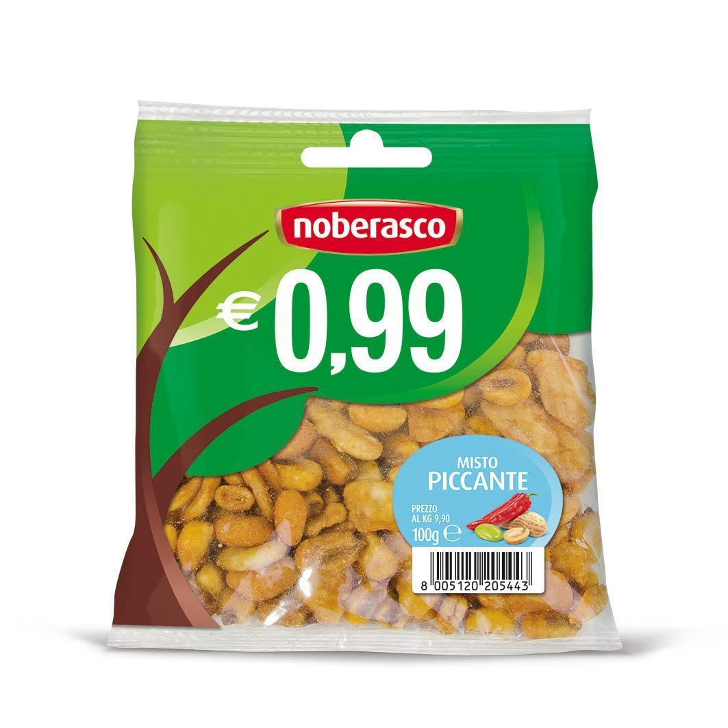 Noberasco (99cents) Spicy Mixed 100g (New)
