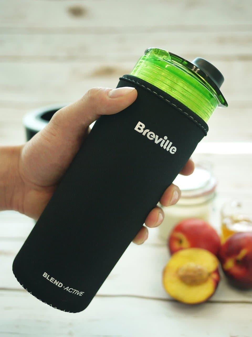 BREVILLE BLEND ACTIVE PRO BLACK (300W)