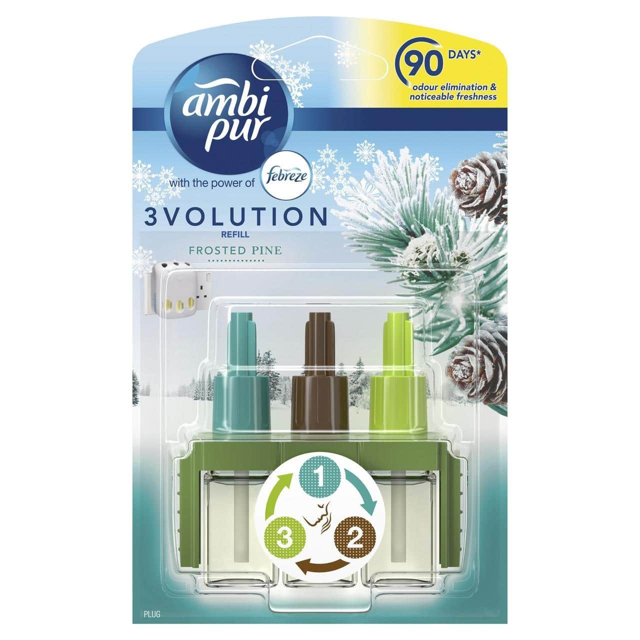 AMBI PUR 3VOLUTION REFILL FOREST PINE 20ML
