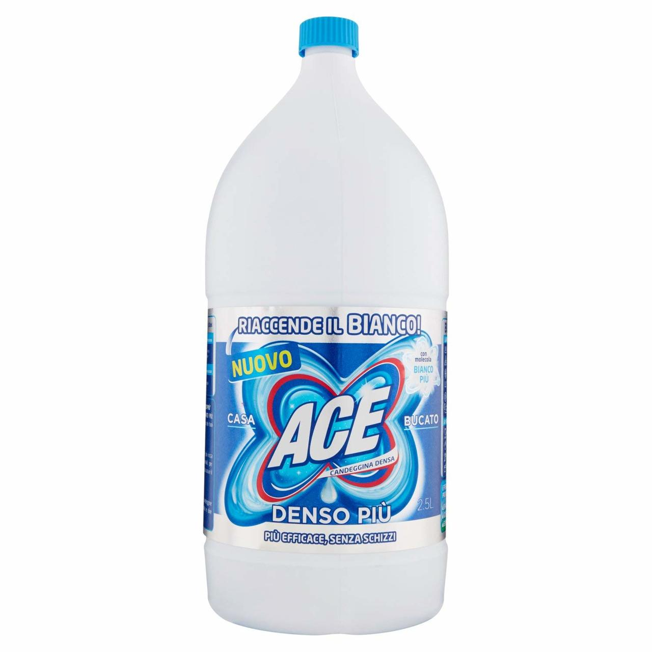 ACE BLUE CREAMY & SCENTED 2.5L