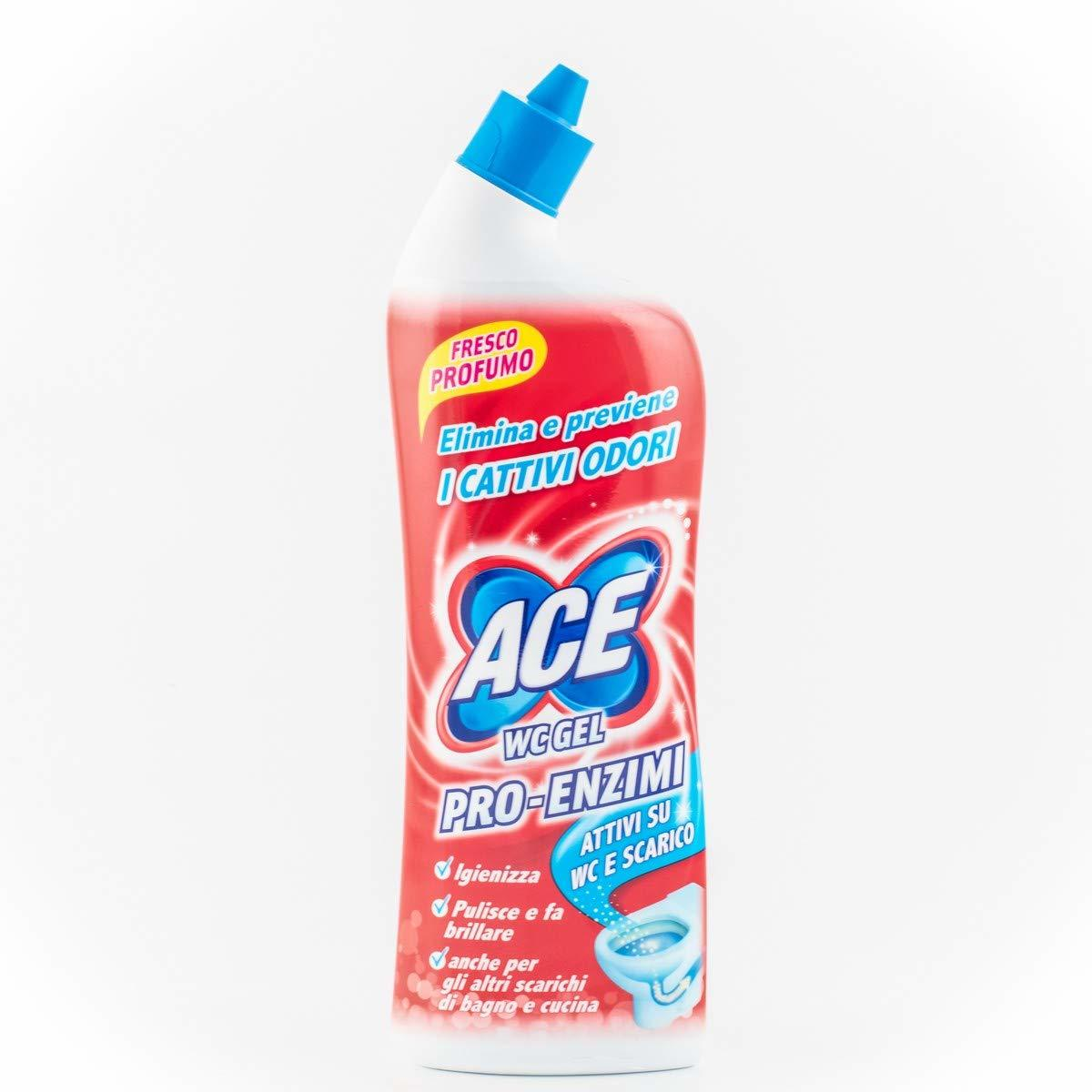 ACE WC BLEACH GEL PRO ENZYMES 700ML