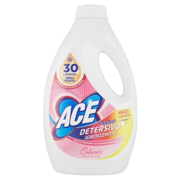 ACE LIQUID 30 WASHES COLOUR