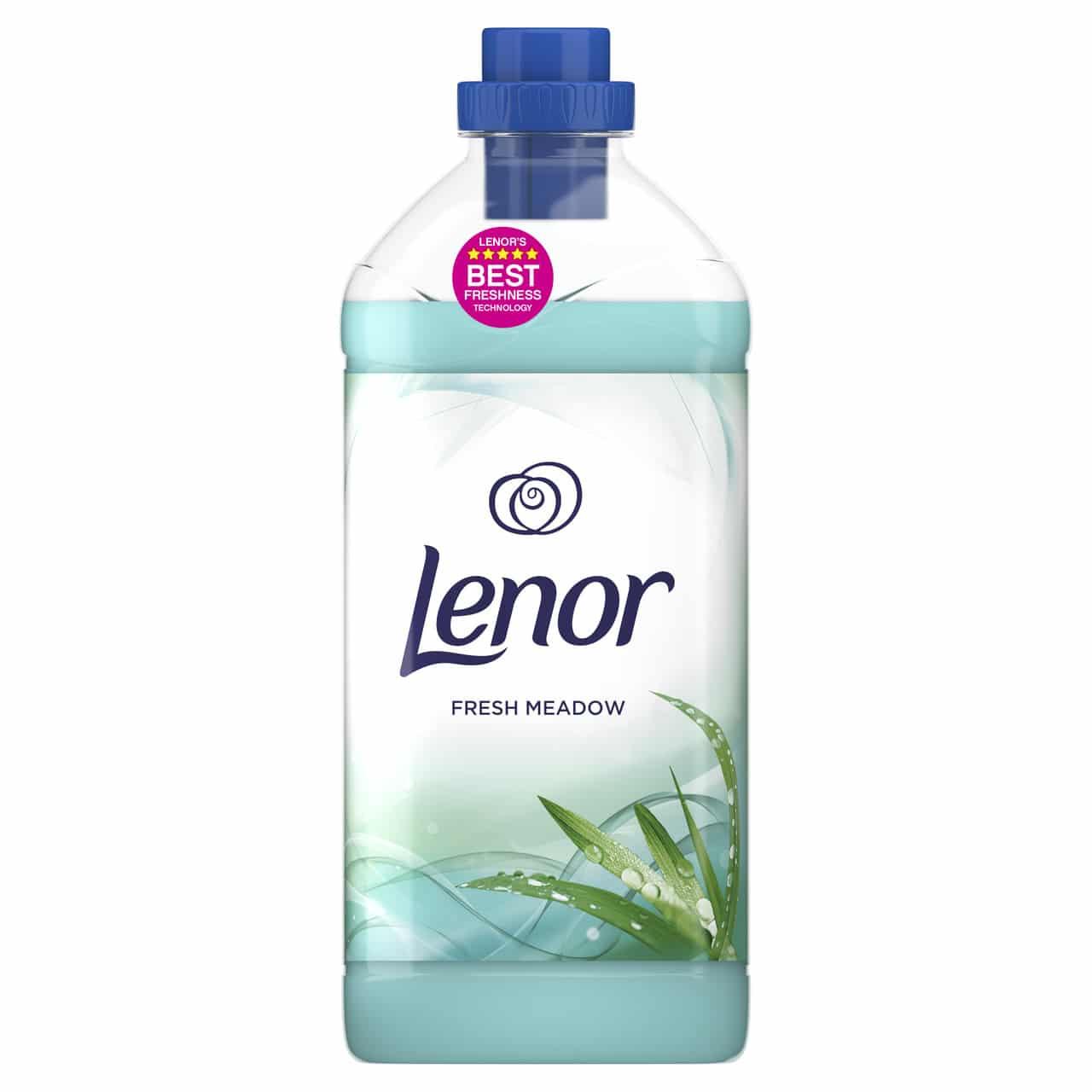 LENOR ULTRA FRESH MEADOW, 72 WASHES, 1.8ML