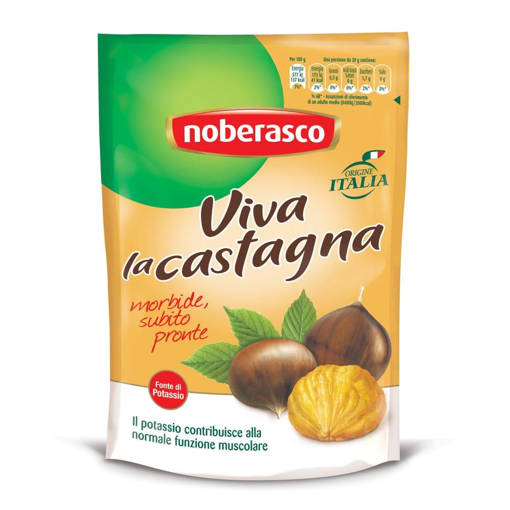 Noberasco Viva la Castagna - Soft Chesnut Doy (100g)