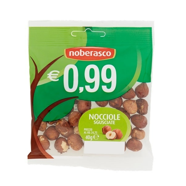 Noberasco (99cents) Shelled Hazelnut 40g