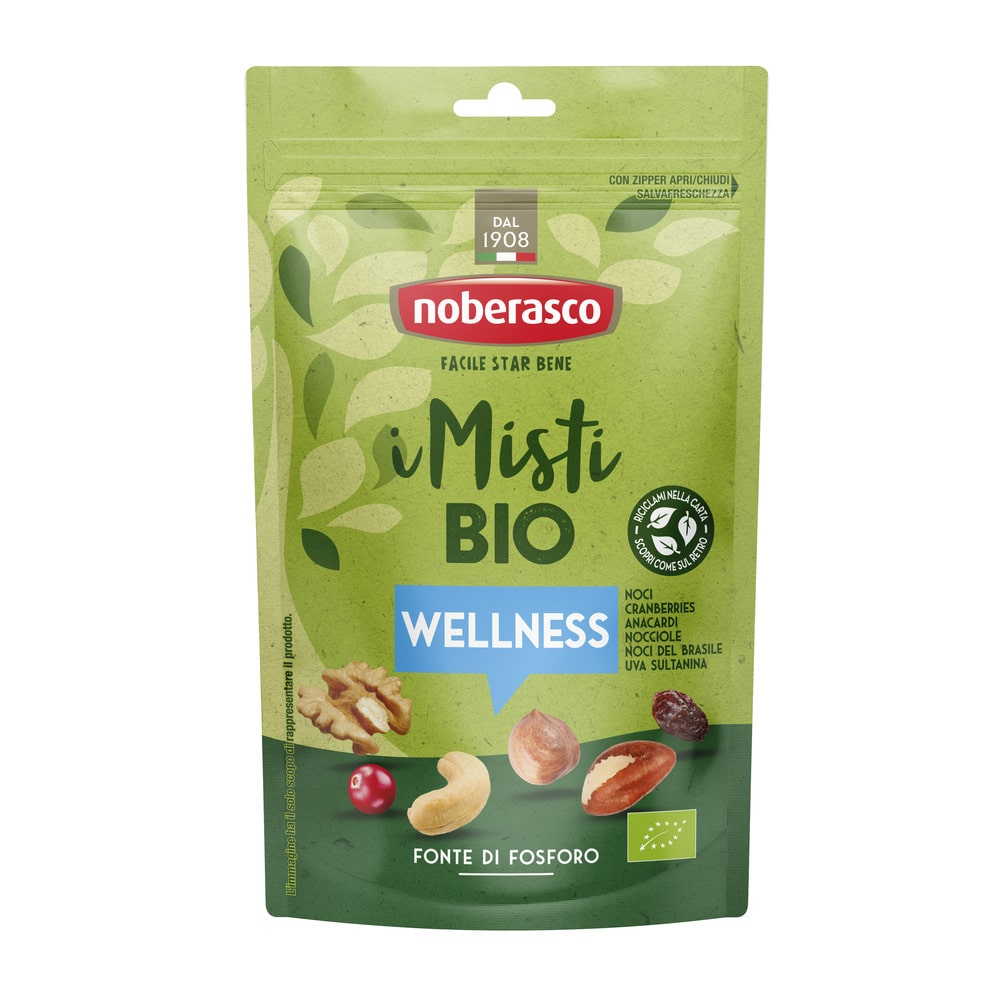 Noberasco Bio Mix Wellness 130g (NEW)