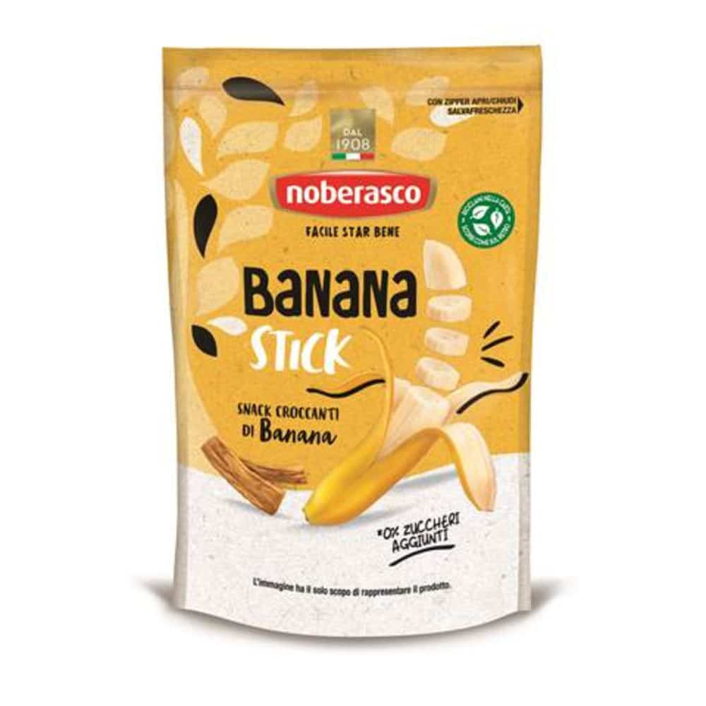 NOBERASCO BANANA STICK 50G (NEW)