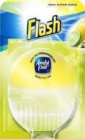 AMBI PUR FLASH WC BLOCK LEMON 55ML