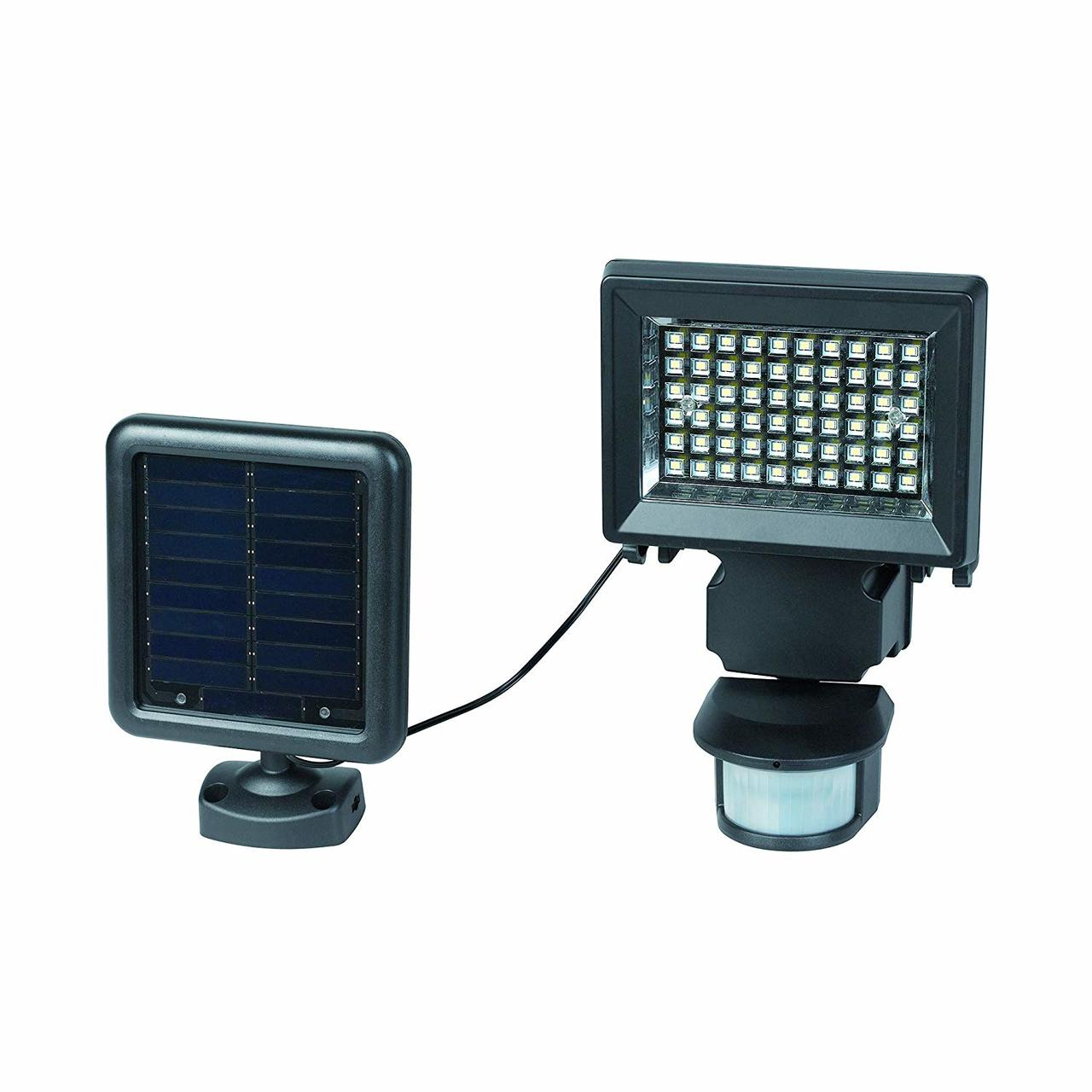 DURACELL SOLAR SECURITY LIGHT 400 LUMEN WITH MOTION SENSOR