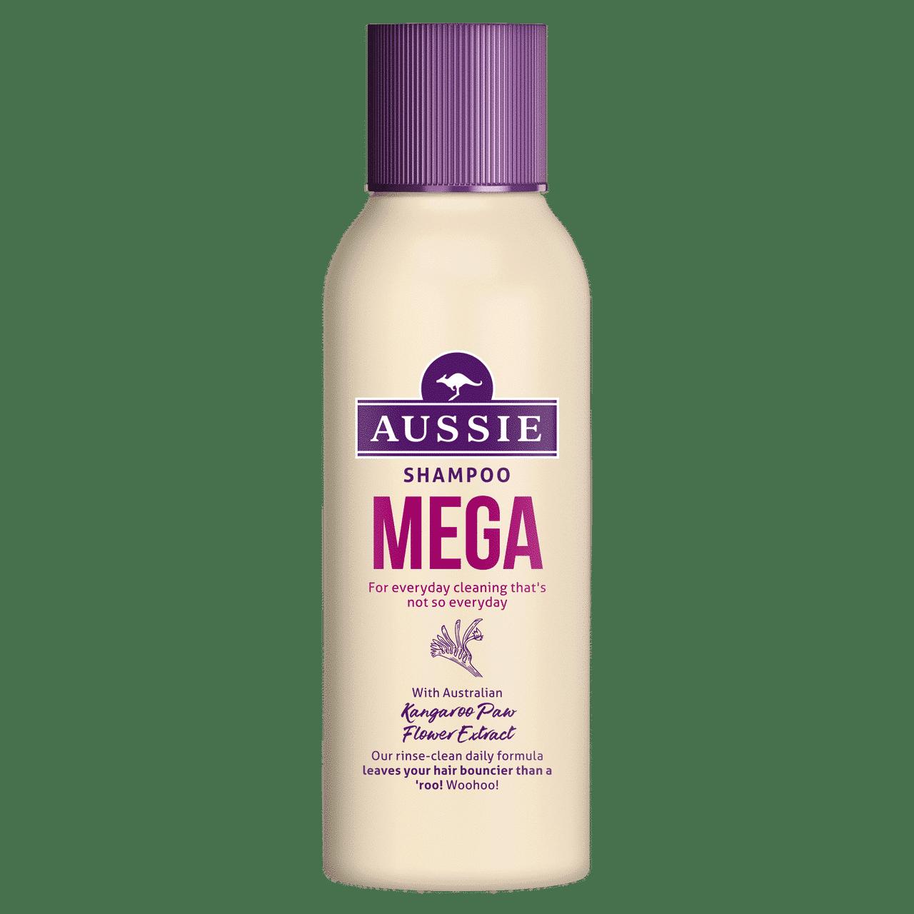 Aussie Mega Shampoo 90ml (TRAVEL SIZE)