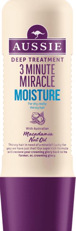 Aussie 3 Minute Miracle Moist Treatment (250ML)