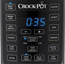 CROCK-POT EXPRESS MULTICOOKER 5.6LT (For 6)